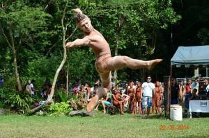 mudpack festival solo dance