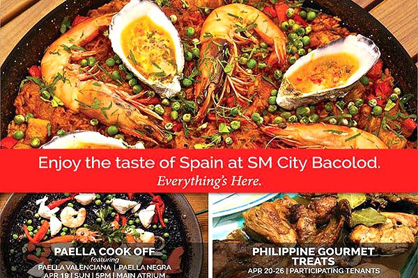 SM City Paell Cook Off