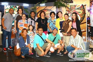 Negros Bloggers at SM City Bacolod Paella Cook Off