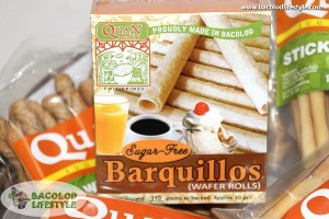 barquillos by Quan Delicacies