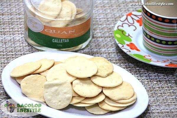 galletas by Quan Delicacies