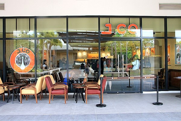 J. CO Donuts and Coffee at at Ayala Mall's The District North Point in Talisay City Negros Occidental