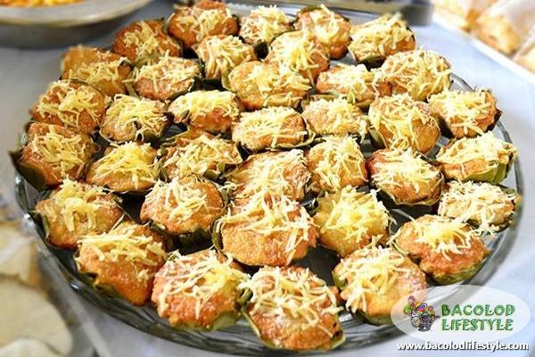 quan delicacies bacolod - mini bibingka