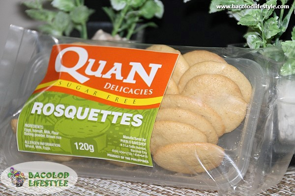 rosquettes by Quan Delicacies