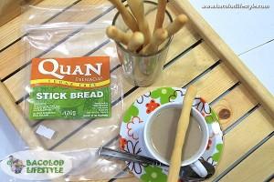 stick bread by Quan Delicacies