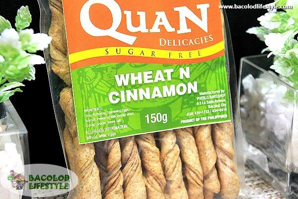 wheat n cinnamon by Quan Delicacies