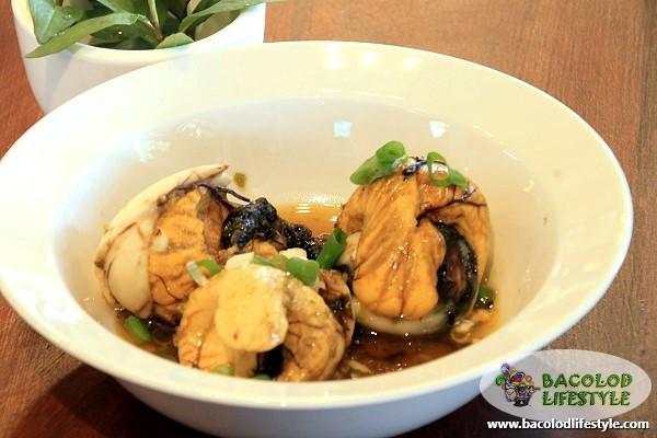 Balut in Sweet Chili Sauce by Rau Ram Cafe