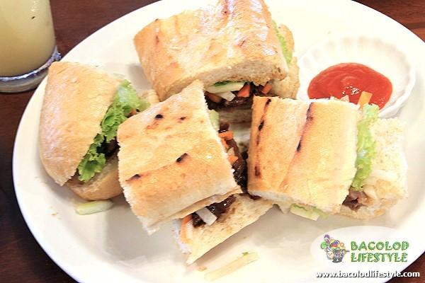 Banh Mi by Rau Ram Cafe