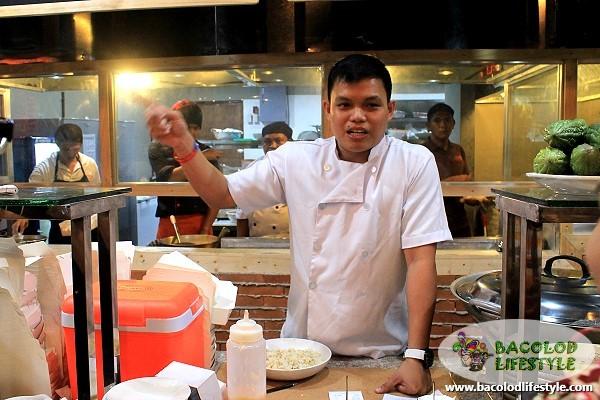 Chef Michael Pato
