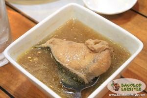 Larang Tasik - Snake-head Fish Soup