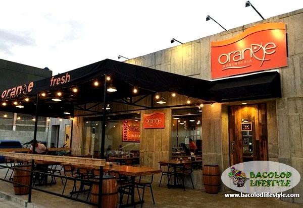 Orange Karenderia Bacolod City