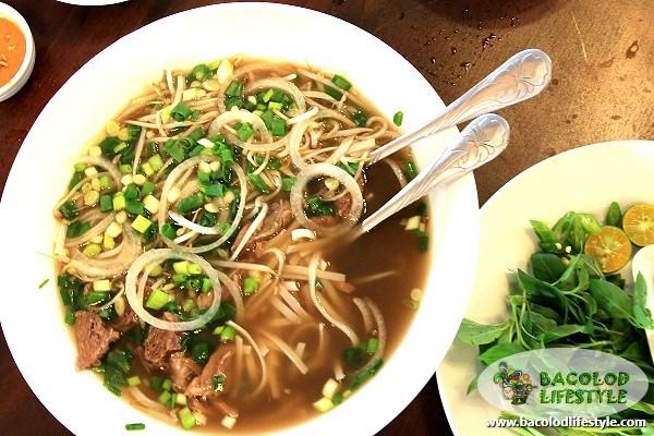 Pho Bo by Rau Ram Cafe
