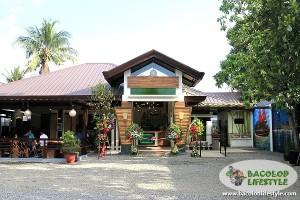 Rau Ram Cafe front