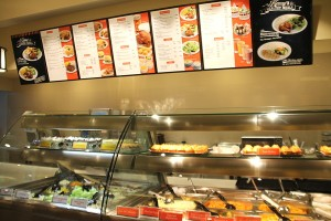 Kenny Rogers Roasters - SM City Bacolod - food counter