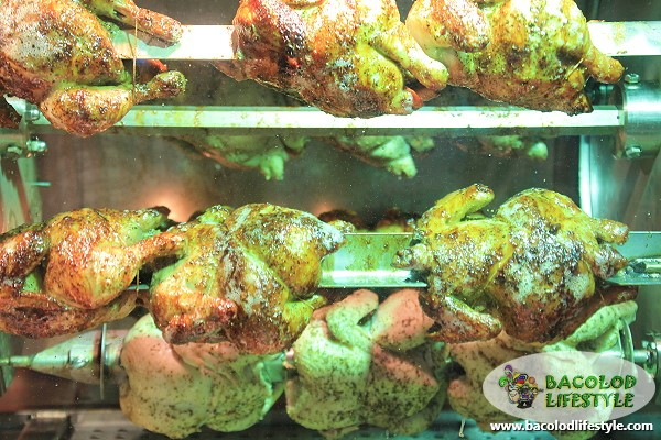 Kenny Rogers Roasters - SM City Bacolod oven