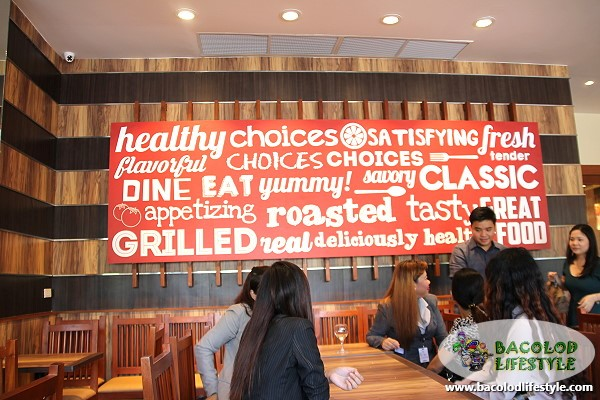Kenny Rogers Roasters - SM City Bacolod wall 3