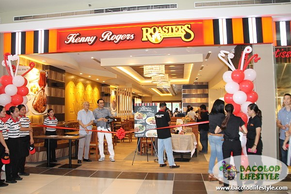 Kenny Rogers Roasters At Sm City Bacolod