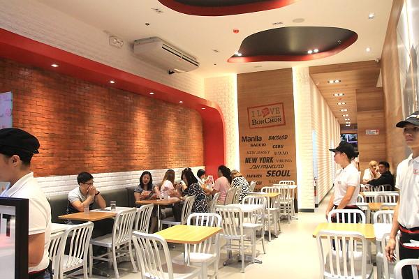 BonChon resto SM City Bacolod