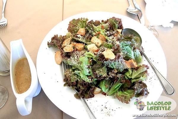 Italia's Caesar's Salad