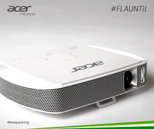 acer portable projector