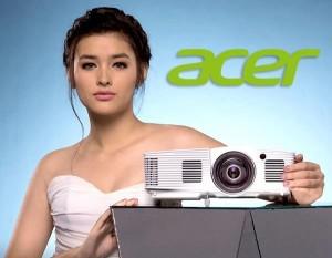 liza soberano for Acer