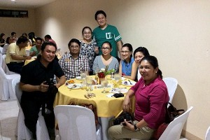 negros bloggers at CIC blessing event