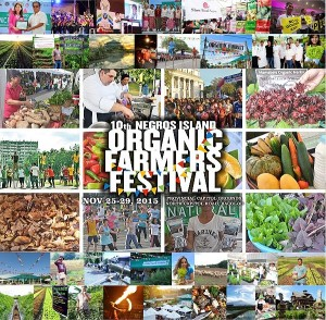 10th Negros Organic Festival