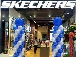 Skechers entrance at SM City Bacolod