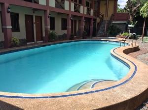 saltimboca rooms near the pool