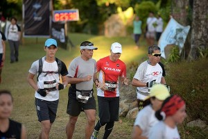 Salomon Xtrail Run 2015 Bacolod finishing