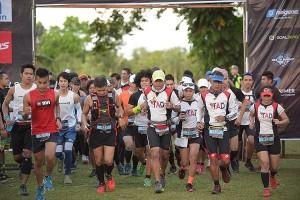 Salomon Xtrail Run 2015 Bacolod starting