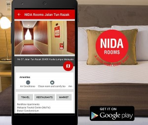 nida rooms android app