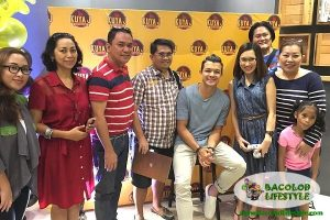 Negros Bloggers with Jericho
