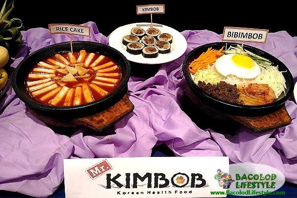 Mr. Kimbob dish