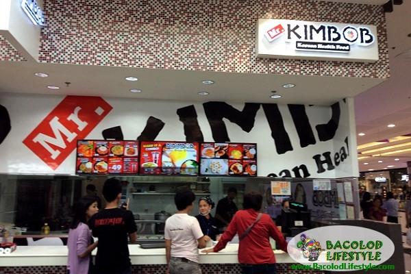 Mr. Kimbob SM City Bacolod