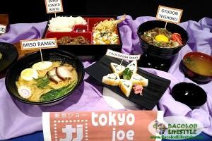Tokyo Joe dish