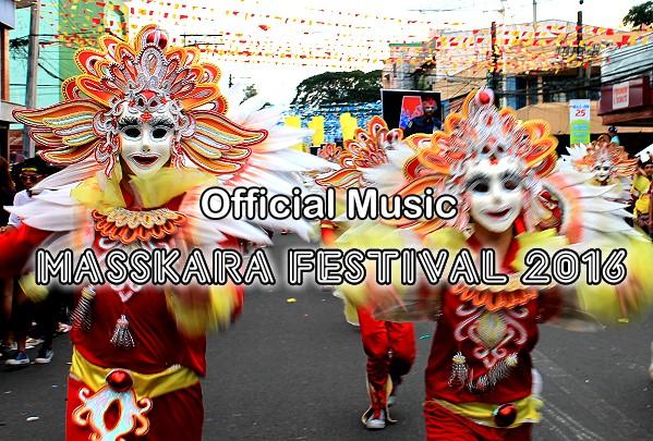 masskara festival-2016 official music