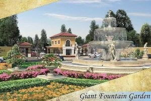 forbes hill bacolod giant fountain