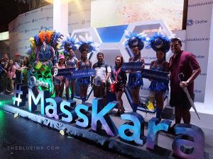 Globe Masskara Loudfest 2016 at Electric Masskara with Negros Bloggers