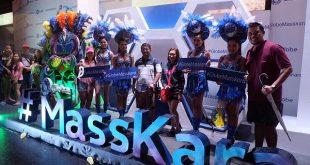 Globe Masskara Loudfest 2016 at Electric Masskara with Negros Bloggers