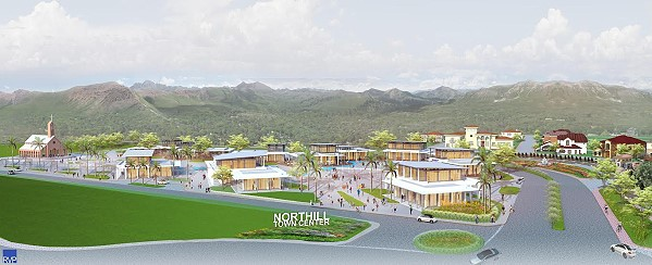 northhill town center
