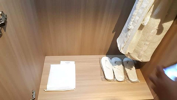 novotel-manila-araneta-center-bath-robe-and-slippers