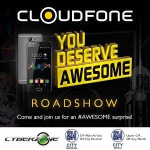 cloudfone roadshow