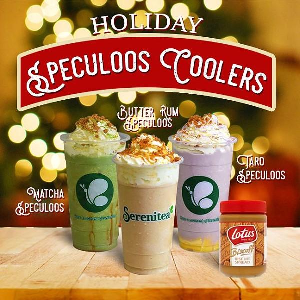 Serenitea Christmas Coolers