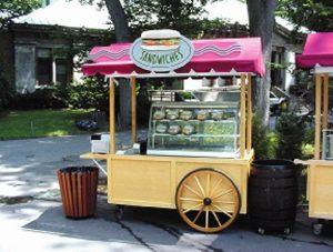 food cart crew