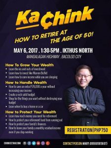 Ka Chink How To Retire At The Age Of 50 - poster