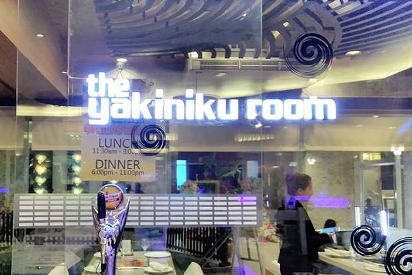 Yakiniku Room Entrance