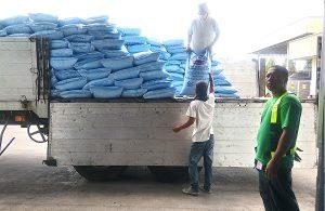 Coca-Cola delivery of sugar