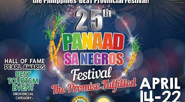 Panaad sa Negros Festival 2018