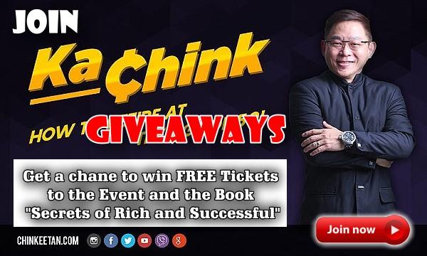 ka chink giveaways